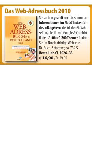 das web adressbuch als top buch im weihnachtsgesch ft 2009 m w verlag gmbh. Black Bedroom Furniture Sets. Home Design Ideas