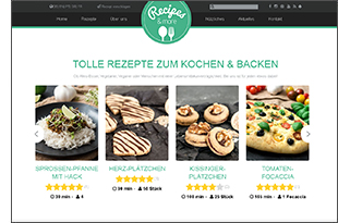 www.recipesandmore.de