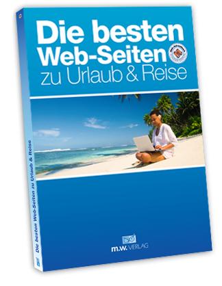 """Themenausgabe """"Die besten Web-Seiten zu Urlaub & Reise"""""""
