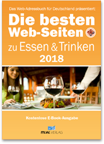 Die besten Web-Seiten zu Essen und Trinken