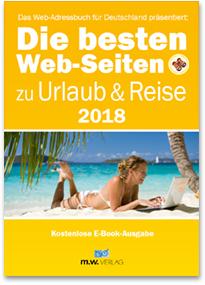 Die besten Web-Seiten zu Urlaub und Reise