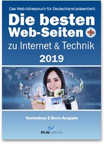 Die besten Web-Seiten zu Internet & Technik