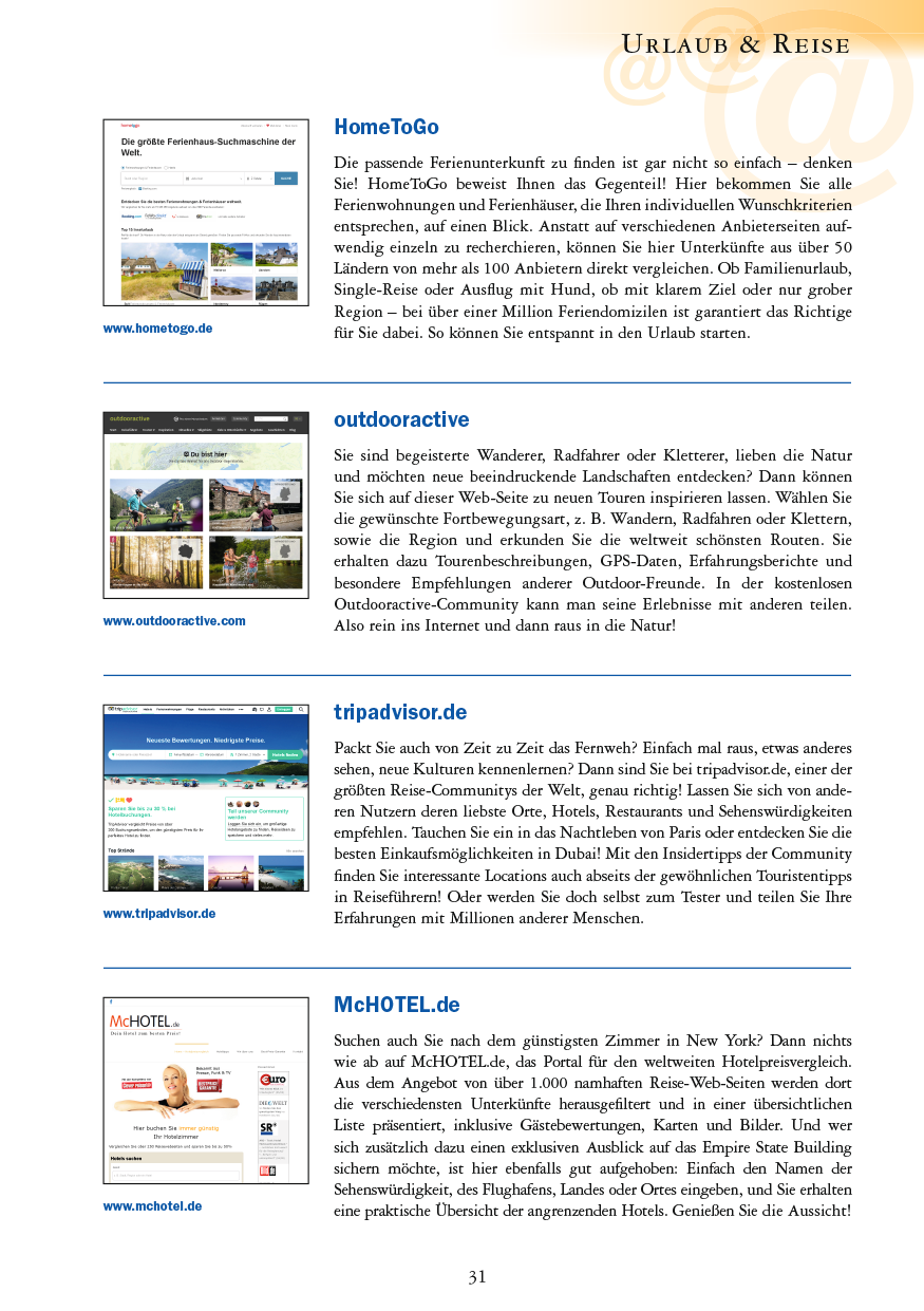 Urlaub & Reise - Seite 31