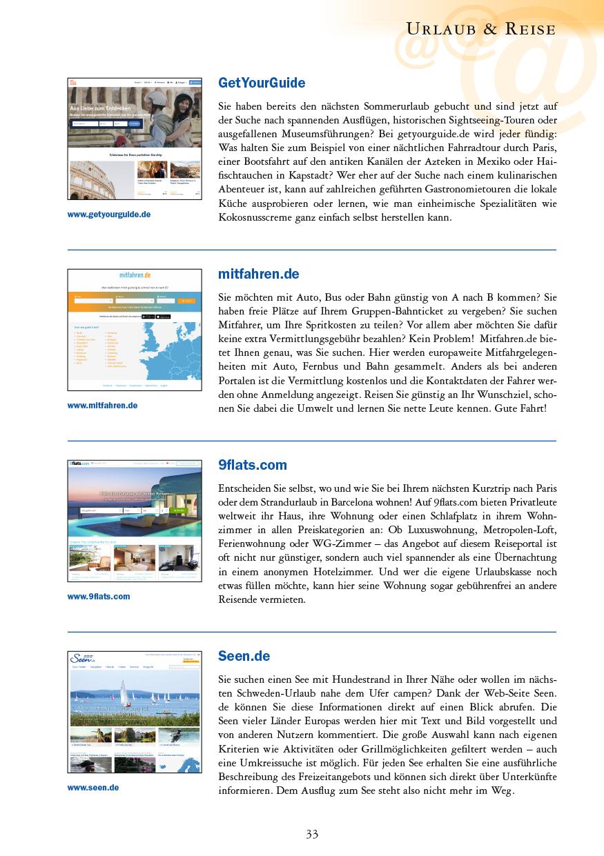 Urlaub & Reise - Seite 33