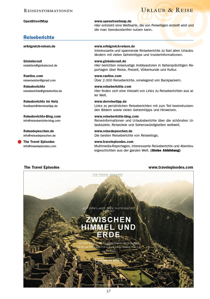 Urlaub & Reise - Seite 37