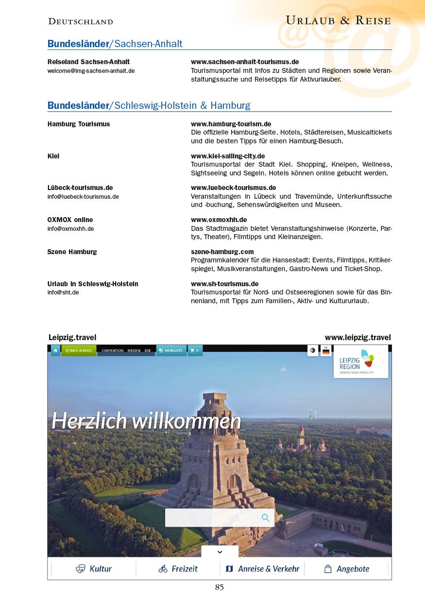 Urlaub & Reise - Seite 85