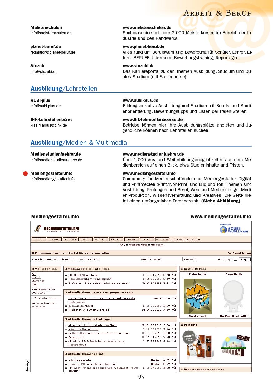 Arbeit & Beruf - Seite 93