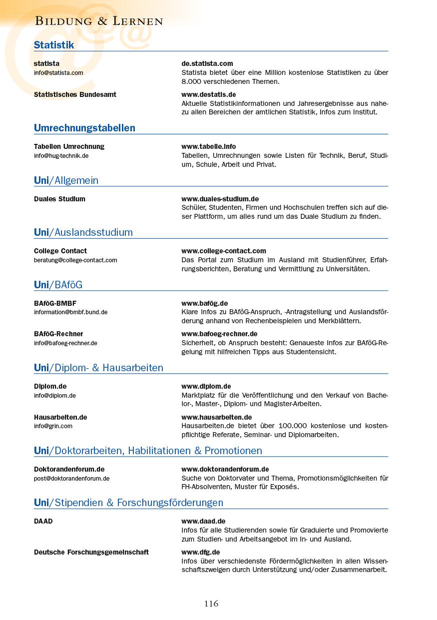 Bildung & Lernen - Seite 116