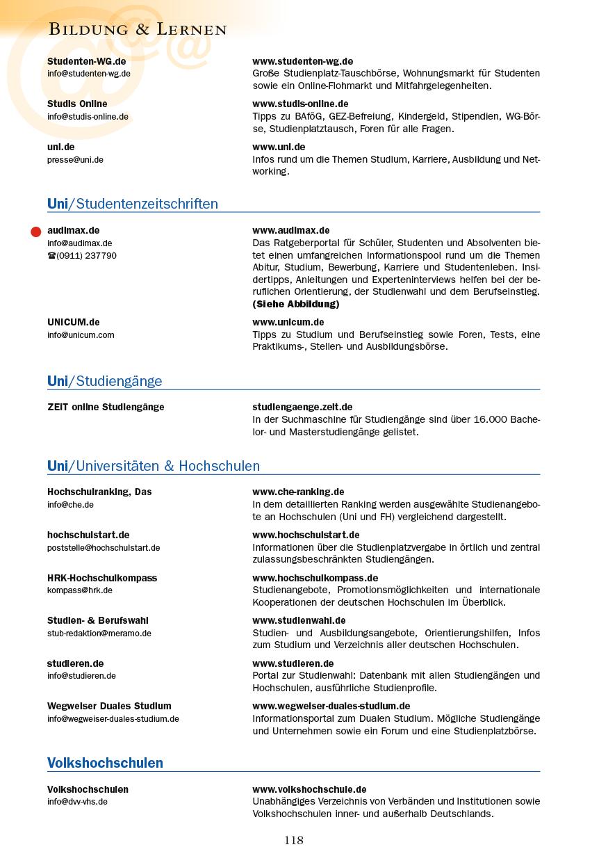Bildung & Lernen - Seite 118