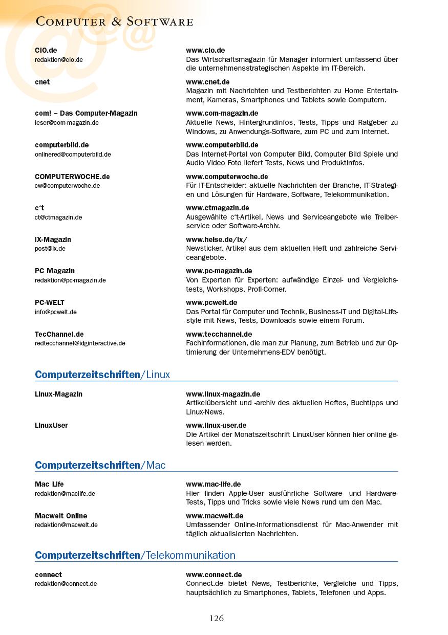 Computer & Software - Seite 126