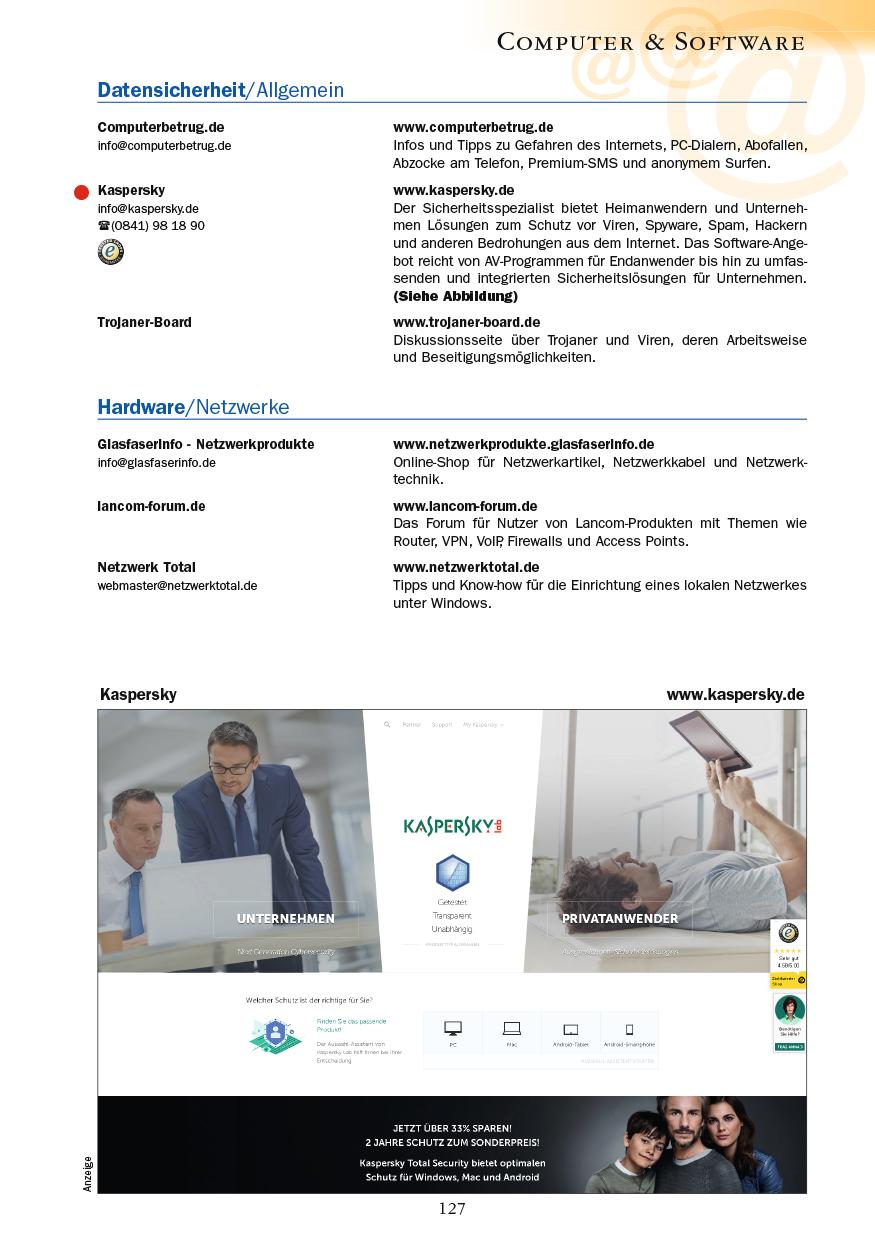 Computer & Software - Seite 127