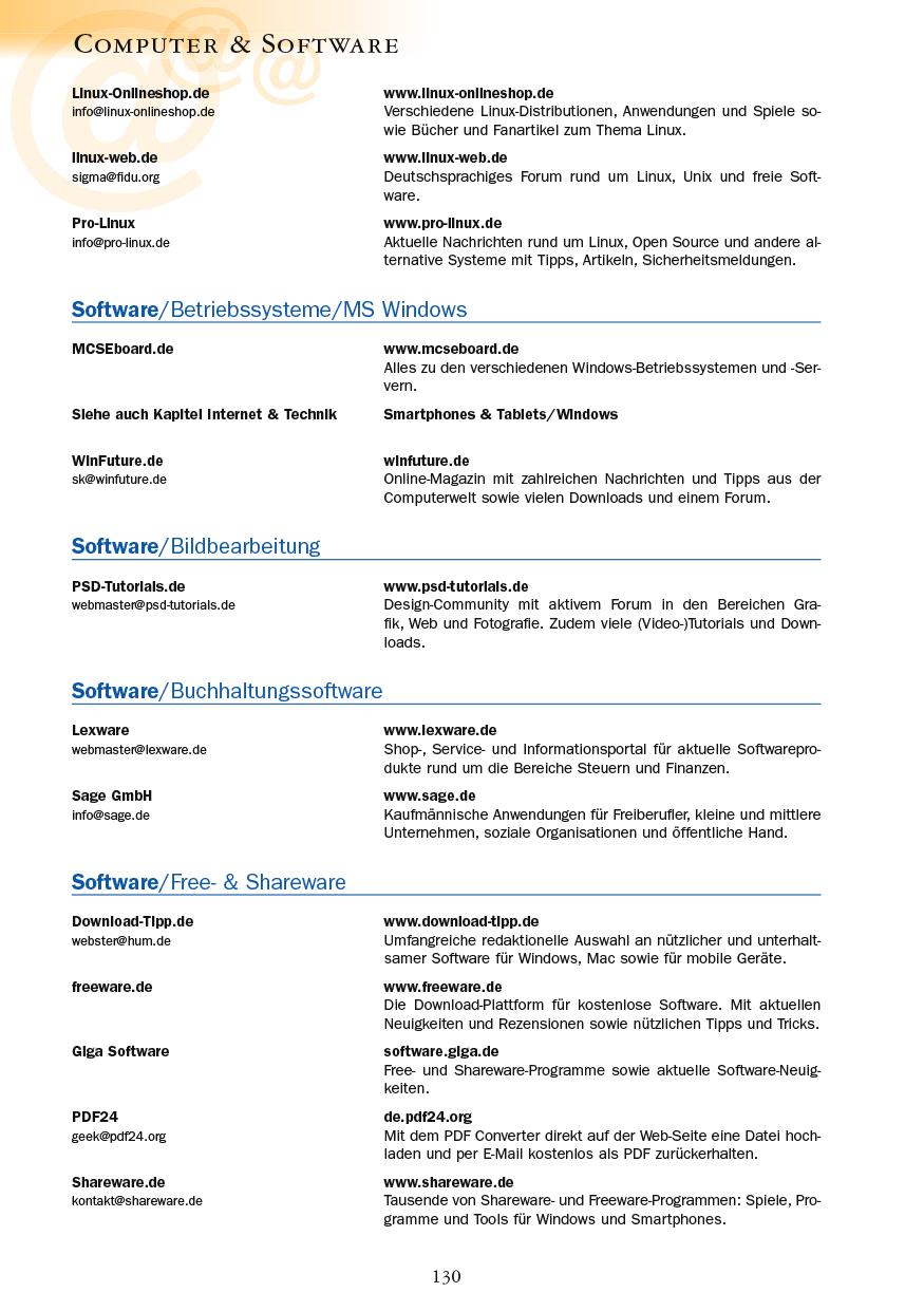 Computer & Software - Seite 130