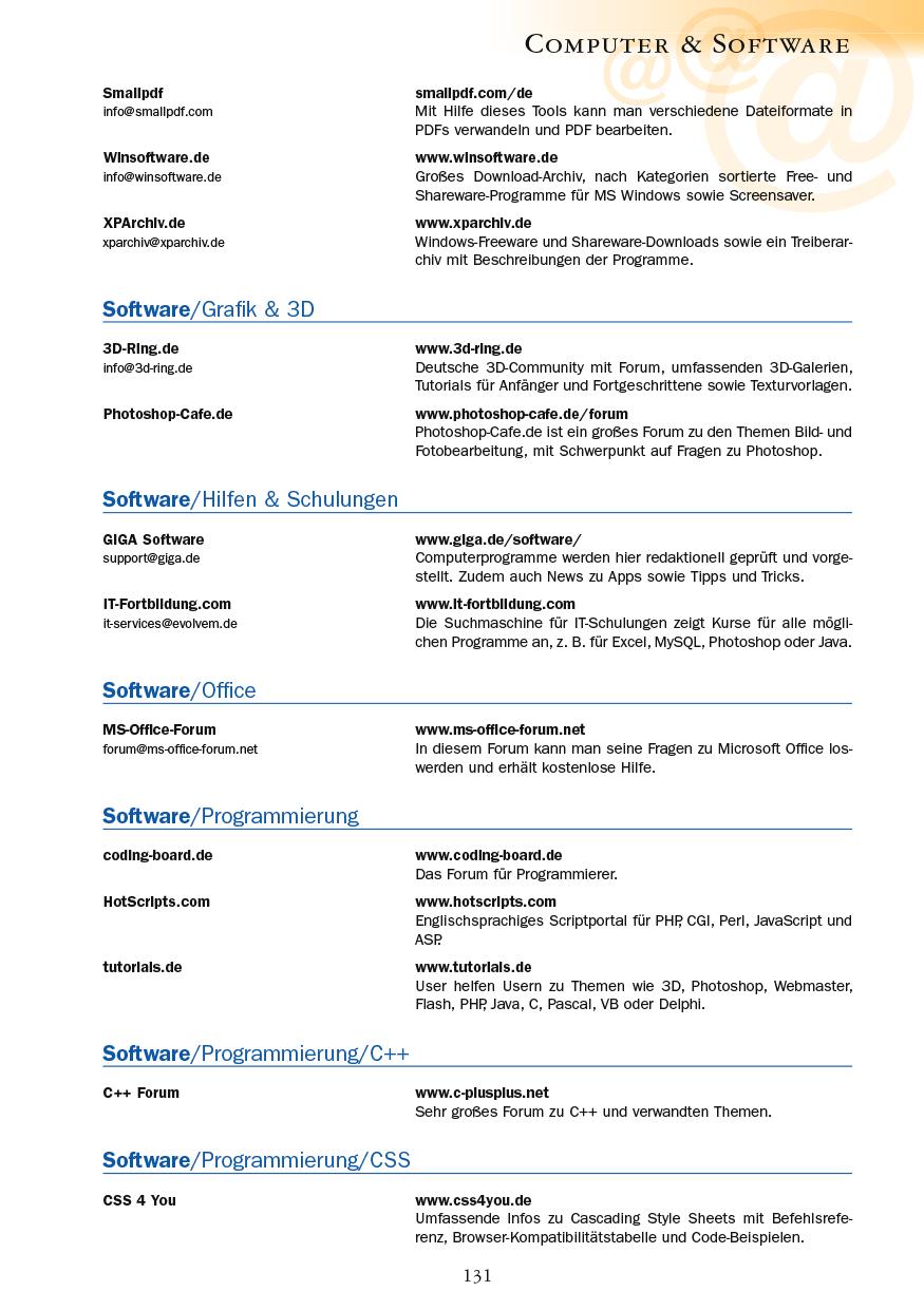 Computer & Software - Seite 131