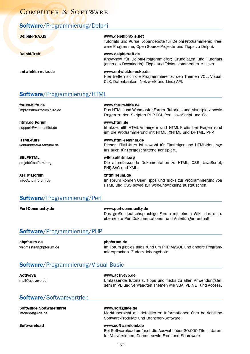 Computer & Software - Seite 132