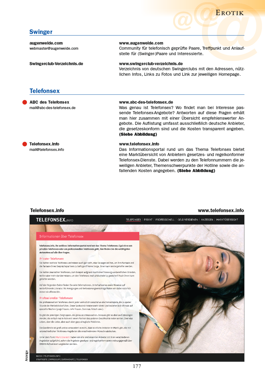 Erotik - Seite 177