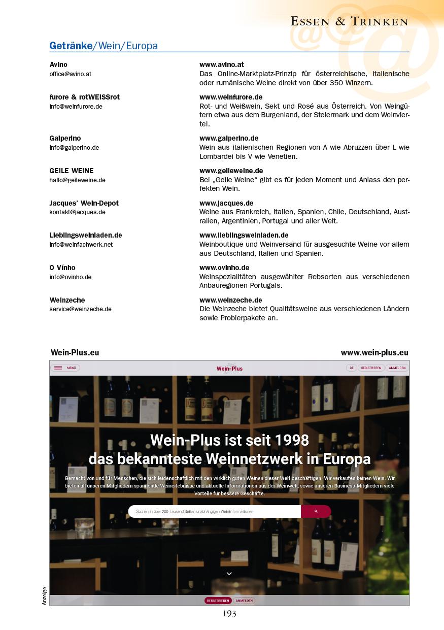 Essen & Trinken - Seite 193