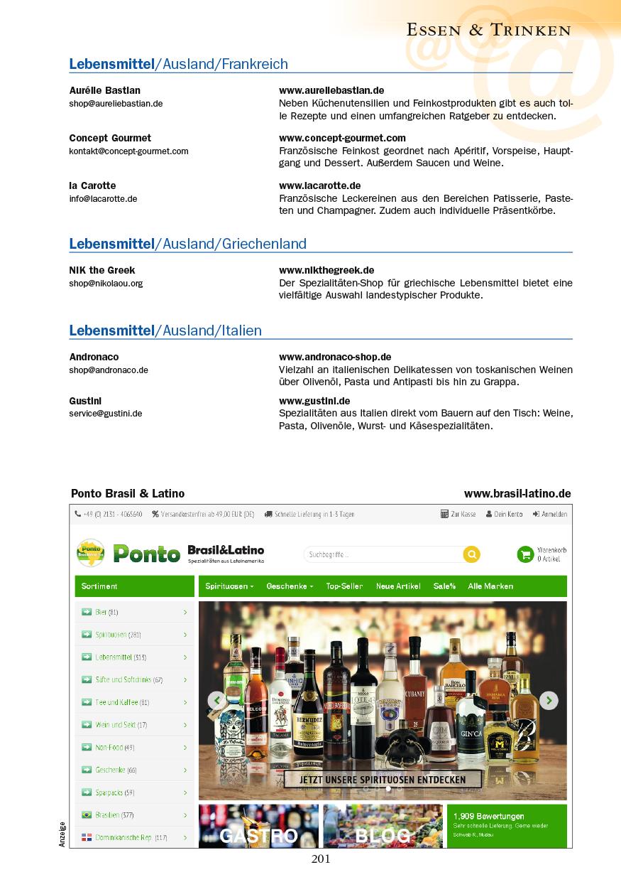 Essen & Trinken - Seite 201