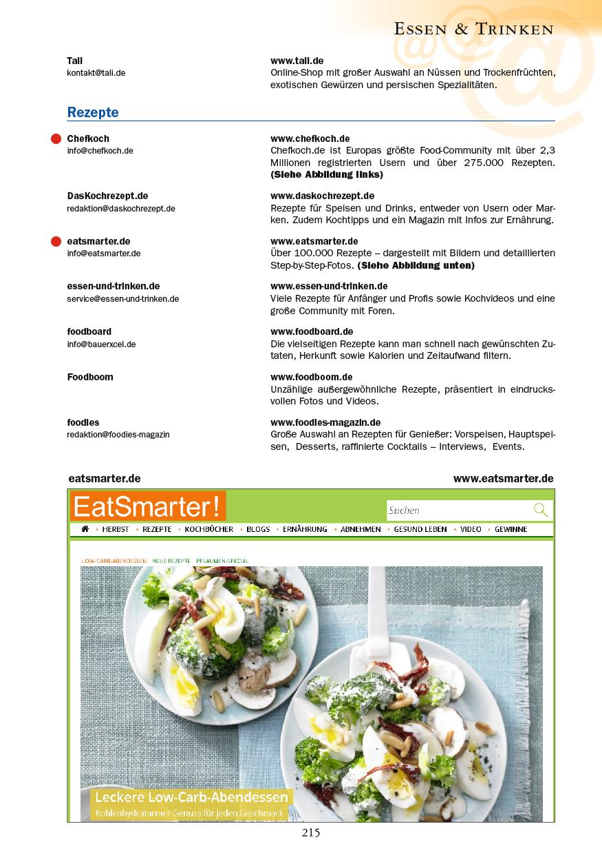 Essen & Trinken - Seite 215