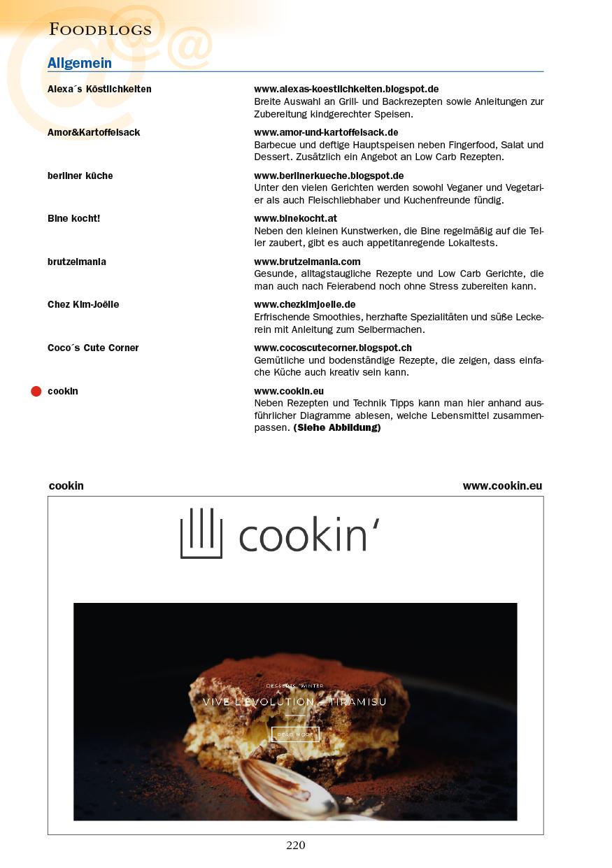 Foodblogs - Seite 220