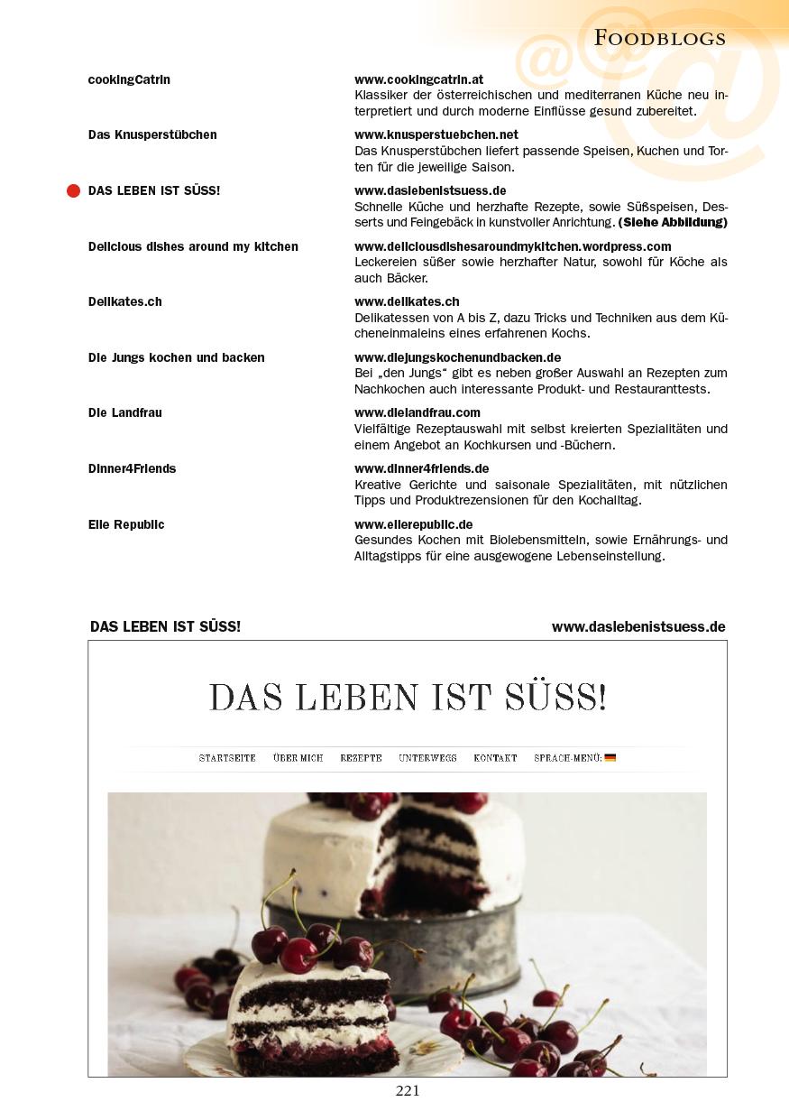 Foodblogs - Seite 221