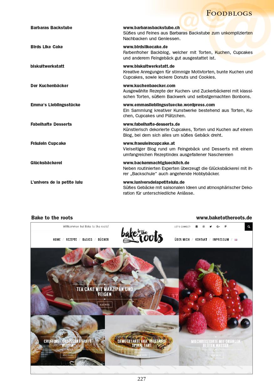 Foodblogs - Seite 227