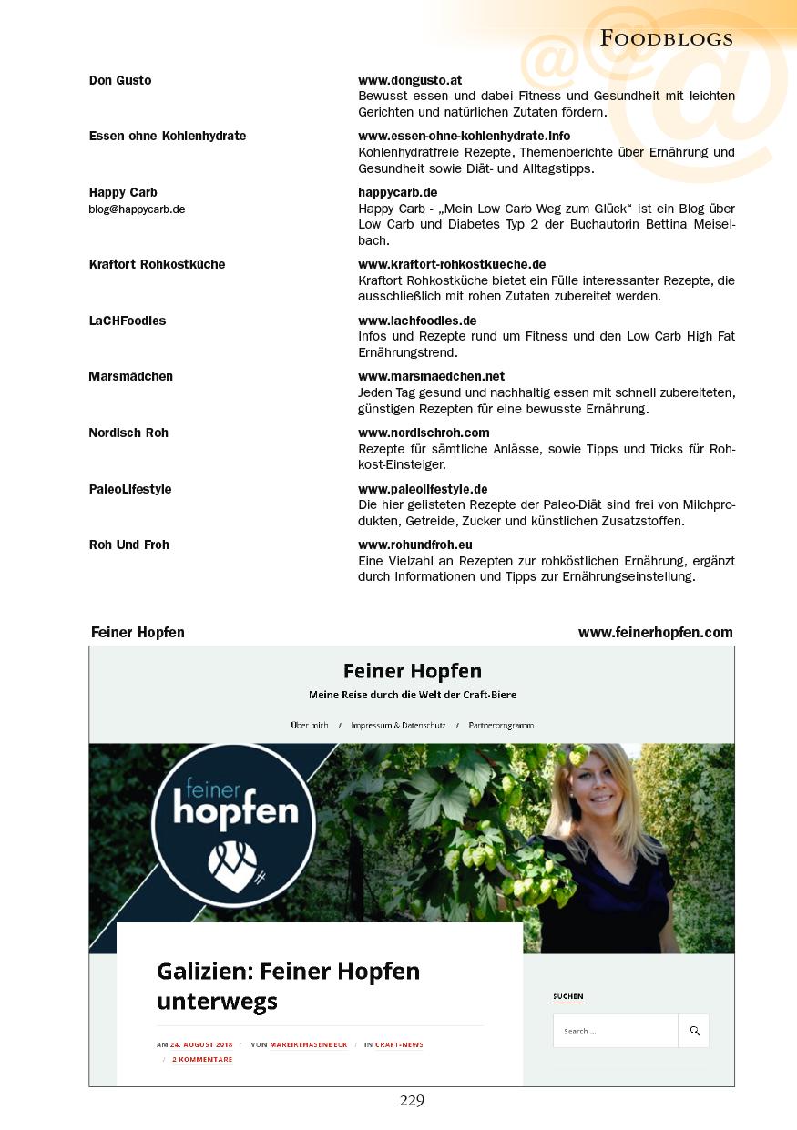 Foodblogs - Seite 229