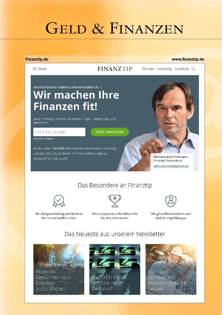 Geld & Finanzen - Seite 265