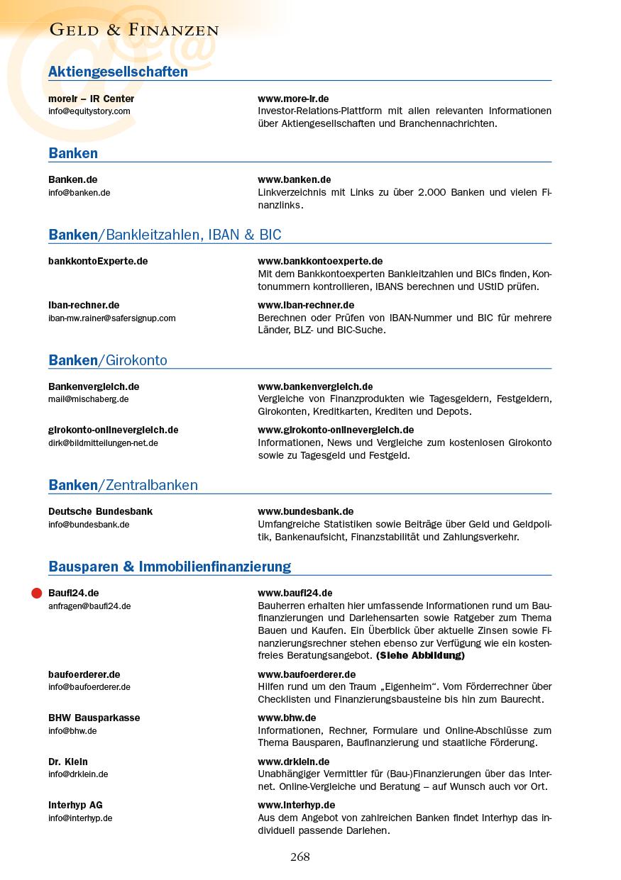 Geld & Finanzen - Seite 268