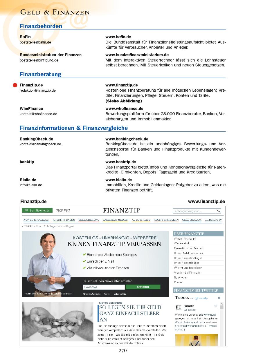 Geld & Finanzen - Seite 270