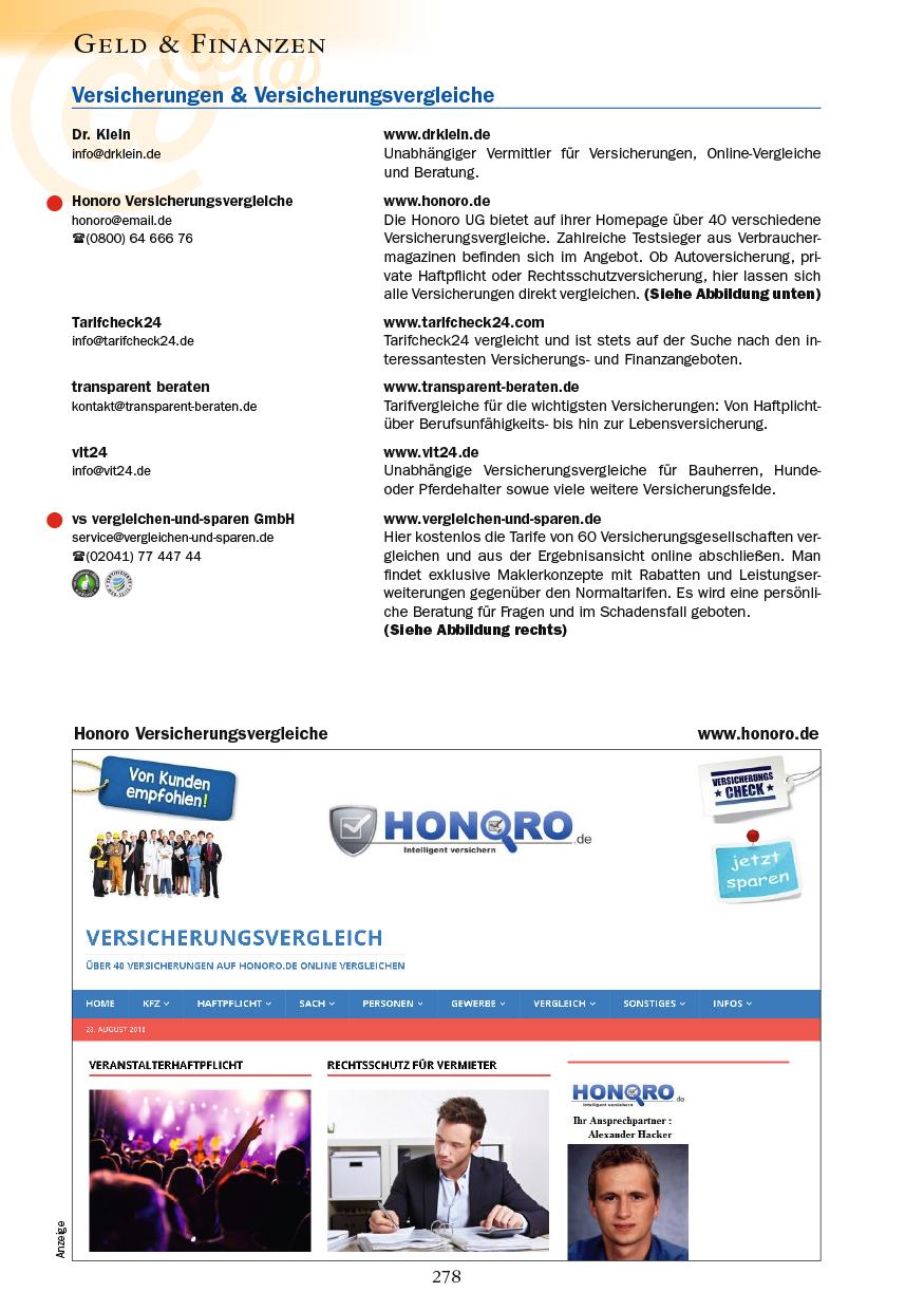 Geld & Finanzen - Seite 278