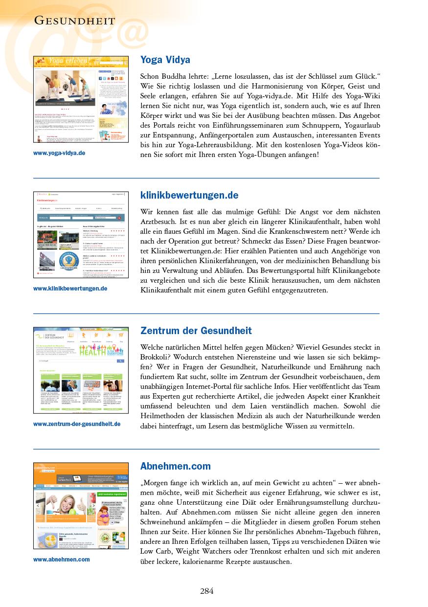 Gesundheit - Seite 284