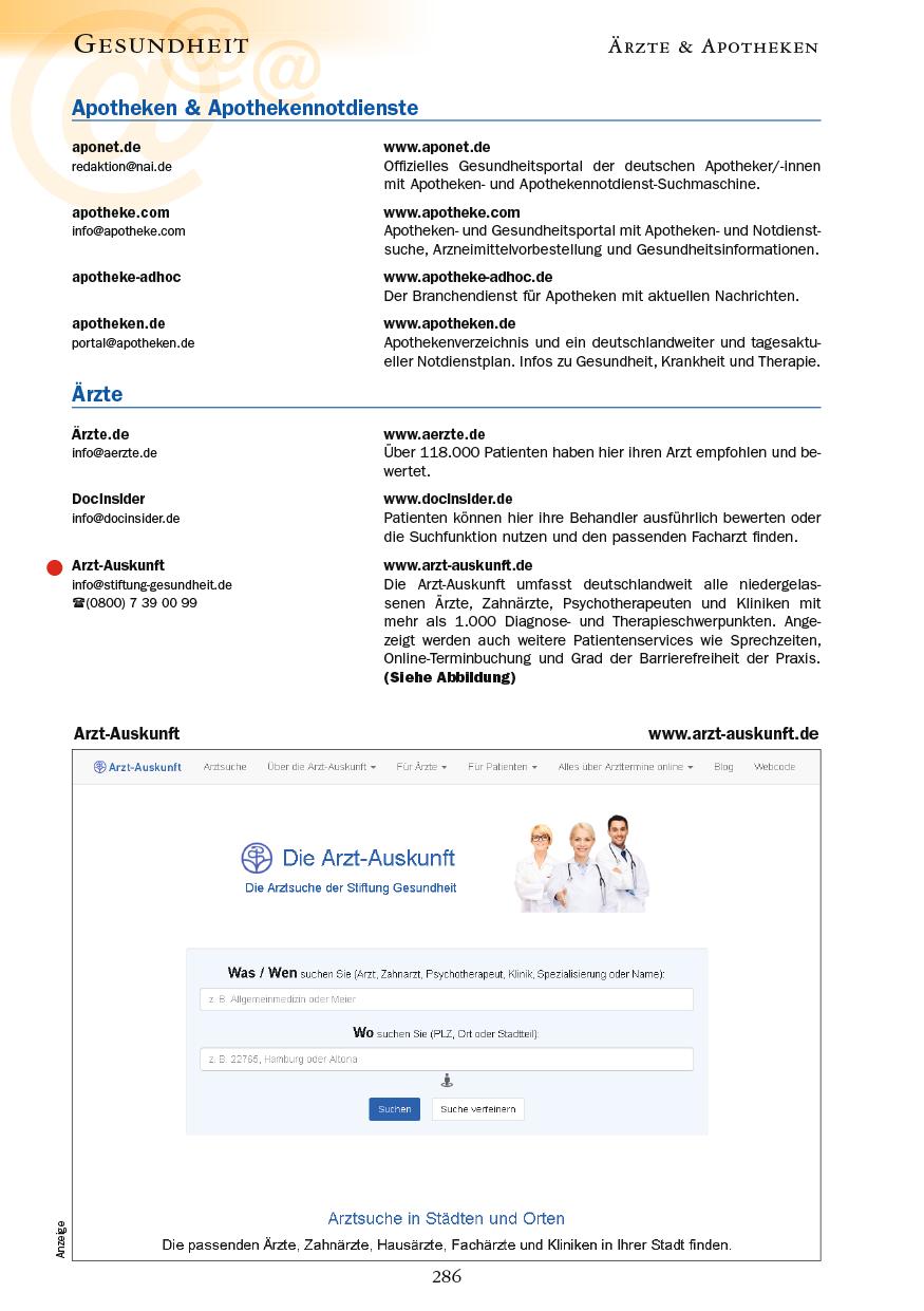 Gesundheit - Seite 286