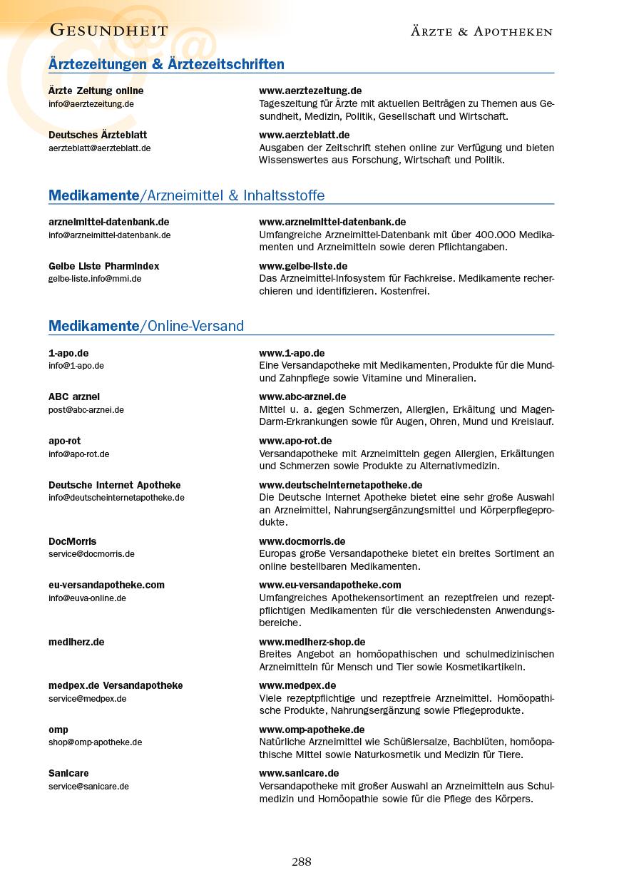 Gesundheit - Seite 288