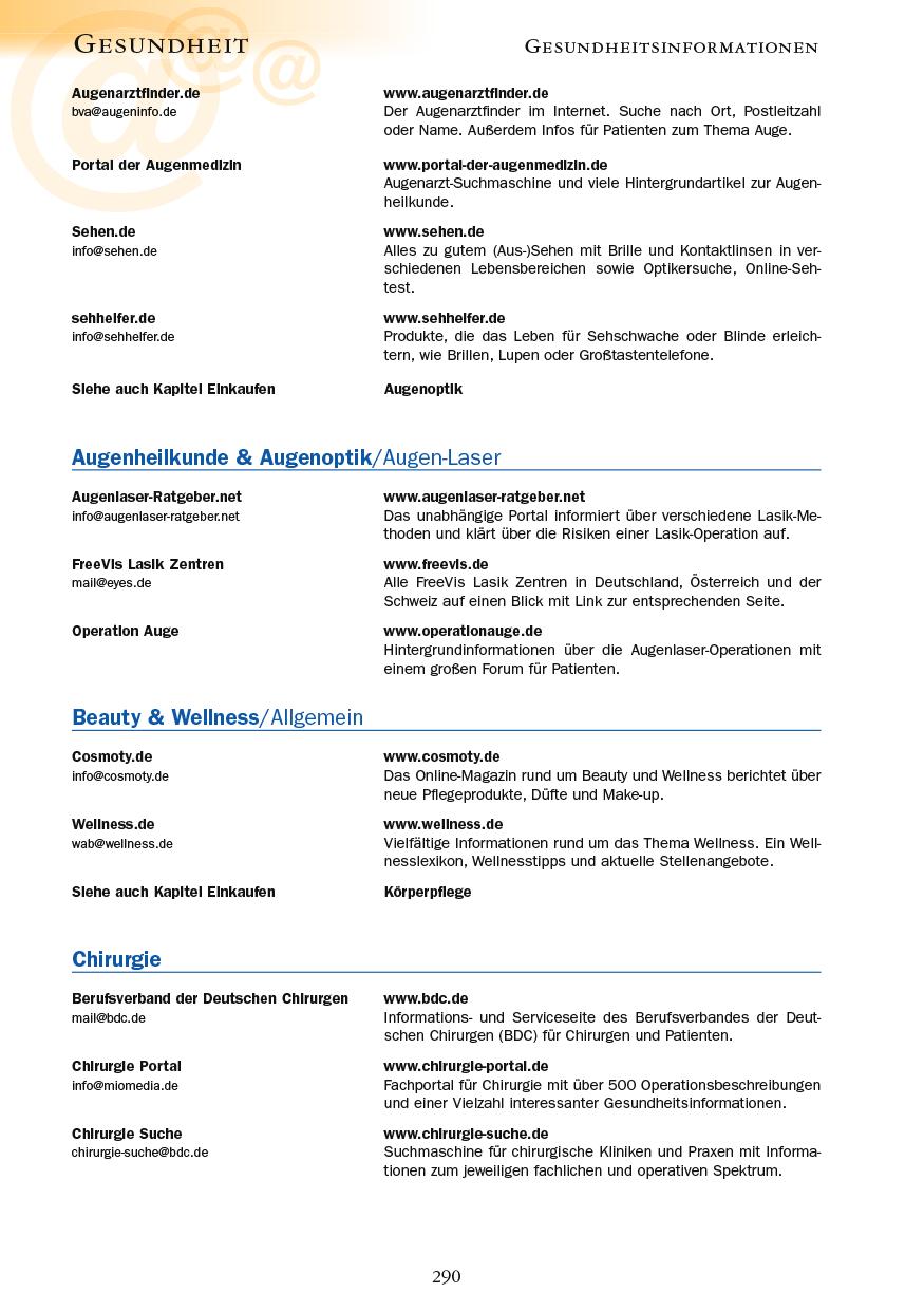 Gesundheit - Seite 290