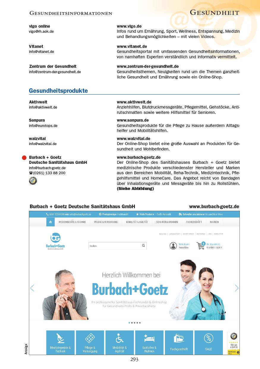 Gesundheit - Seite 293
