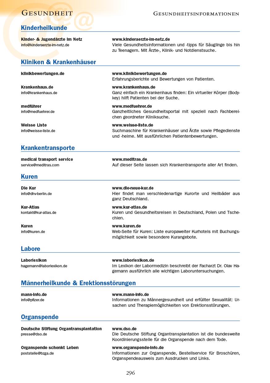 Gesundheit - Seite 296