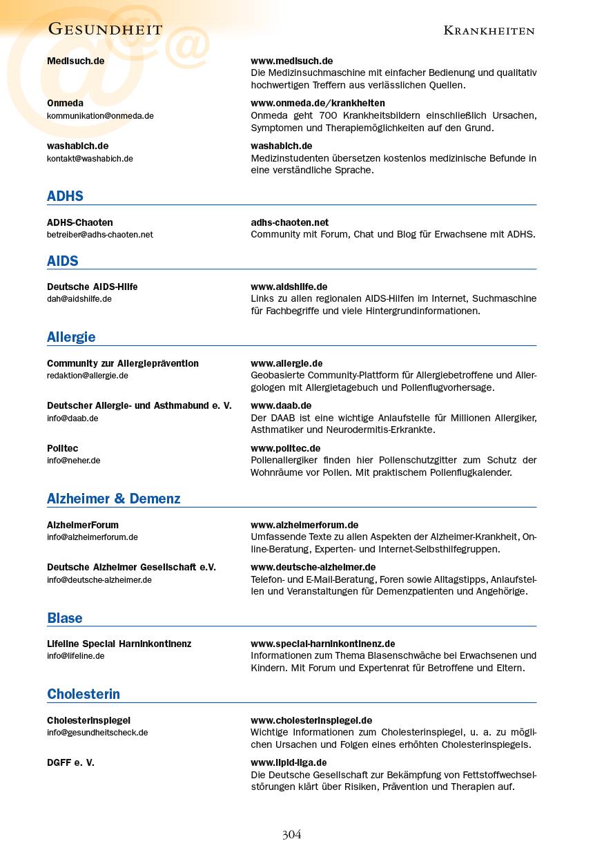 Gesundheit - Seite 304