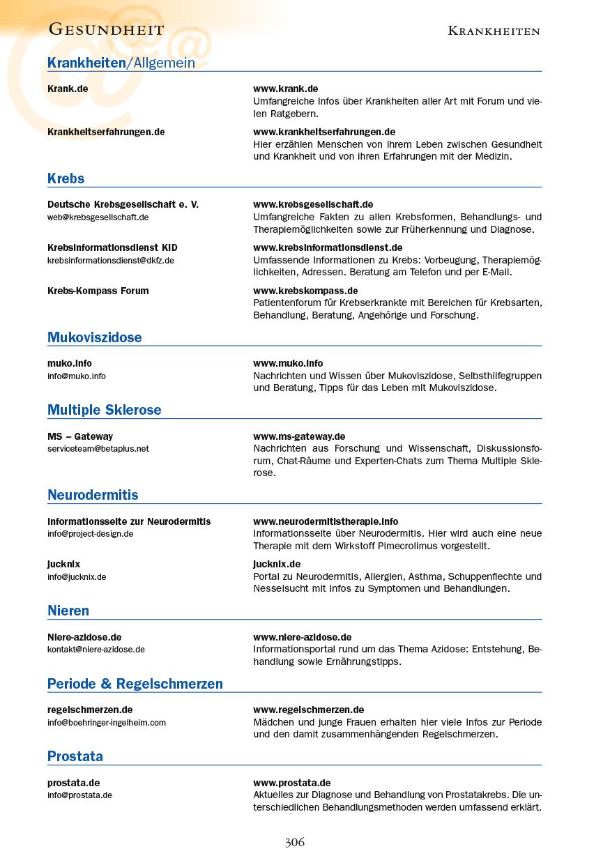 Gesundheit - Seite 306