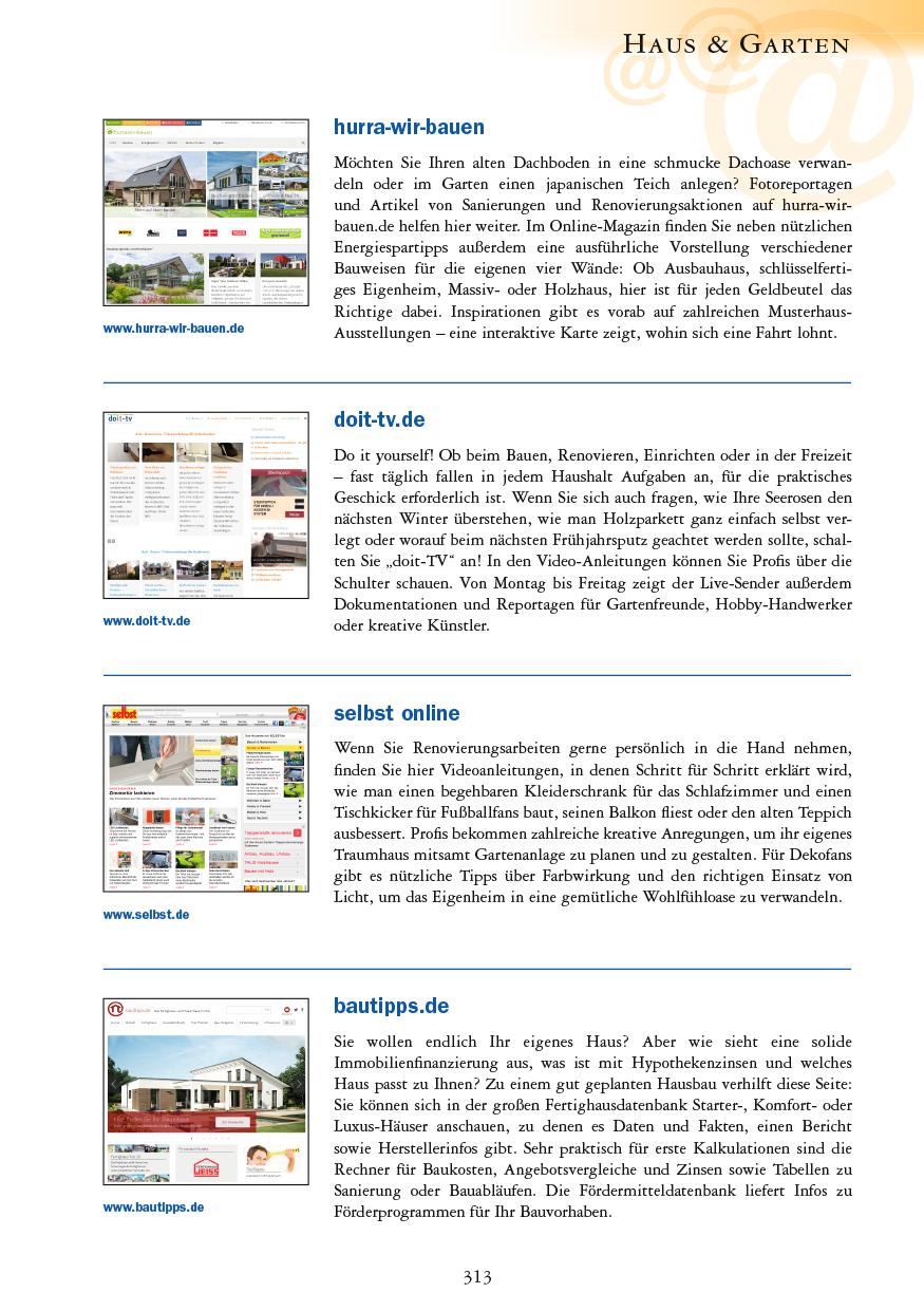 Haus & Garten - Seite 313