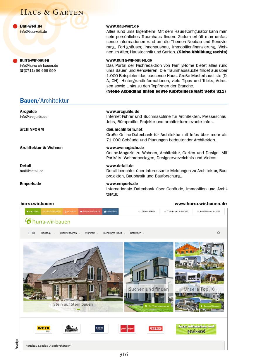 Haus & Garten - Seite 316
