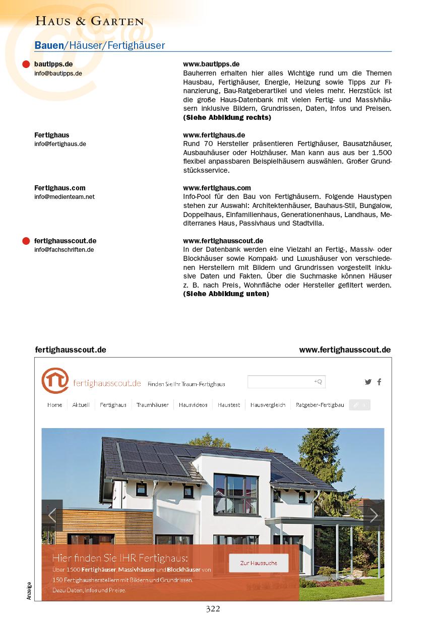 Haus & Garten - Seite 322