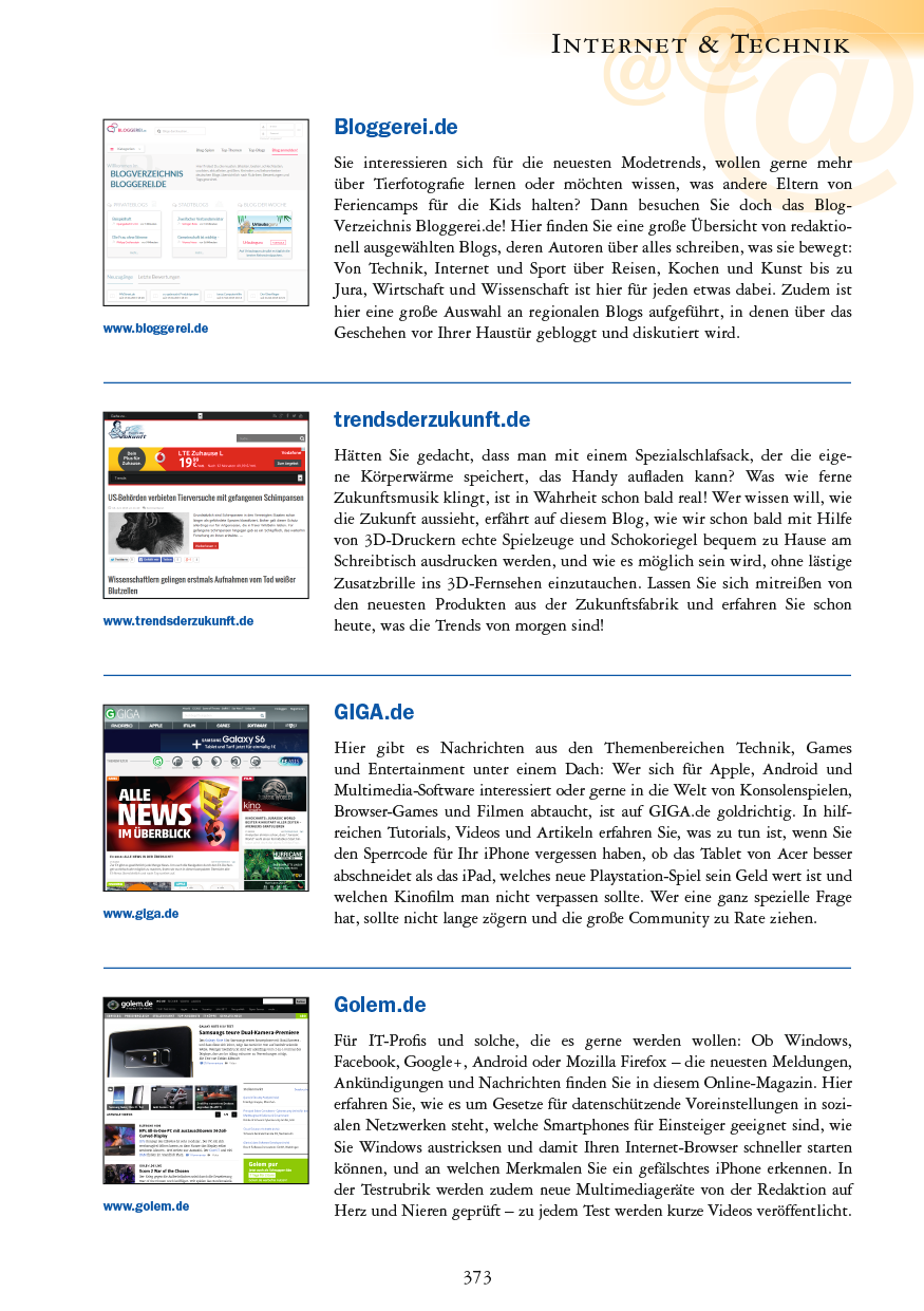 Internet & Technik - Seite 373