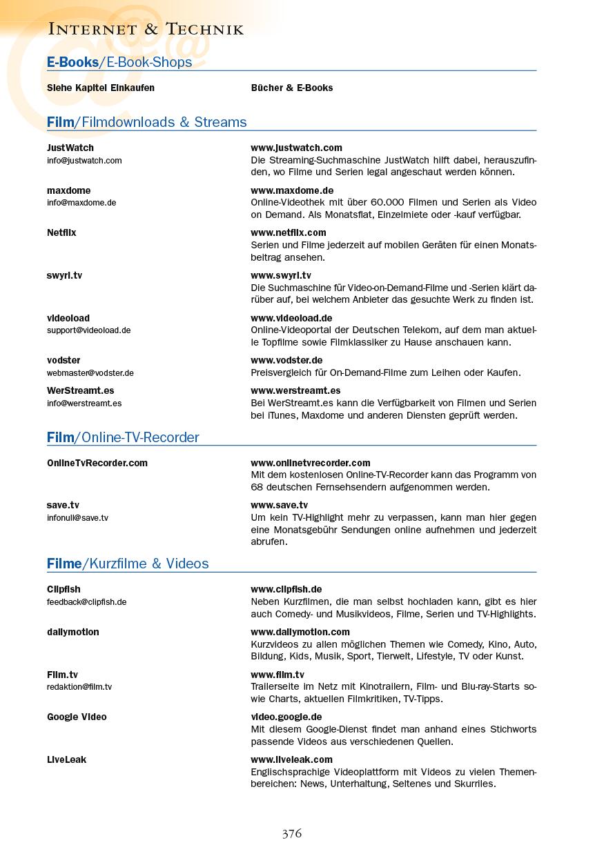 Internet & Technik - Seite 376