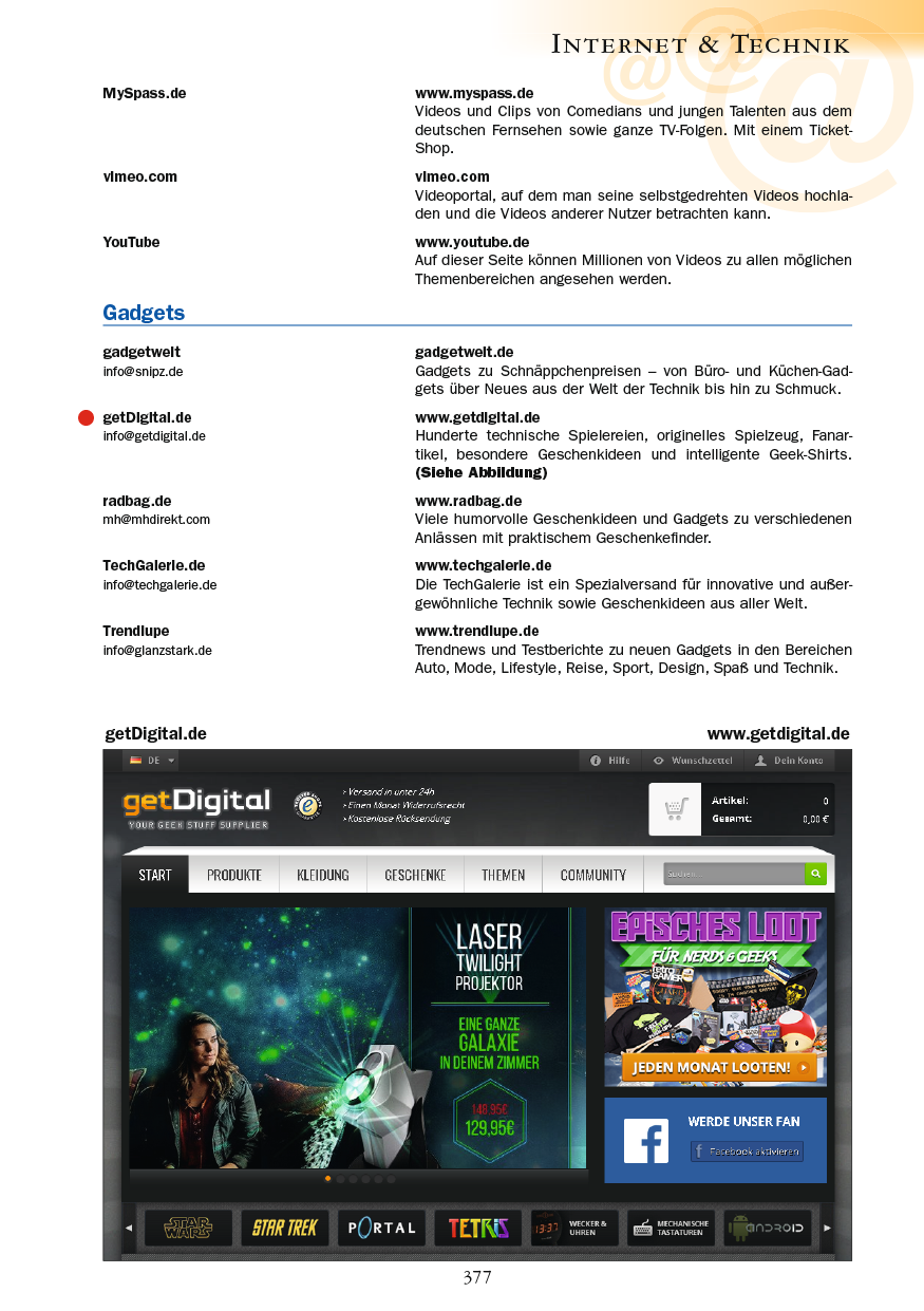 Internet & Technik - Seite 377