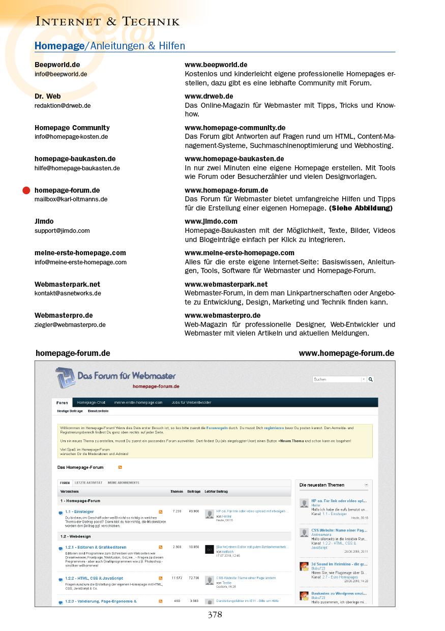Internet & Technik - Seite 378