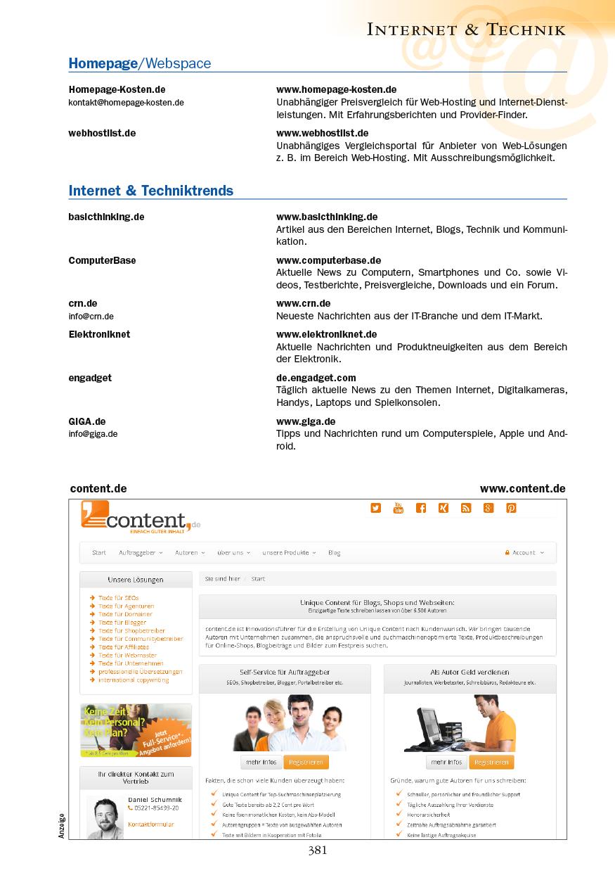 Internet & Technik - Seite 381