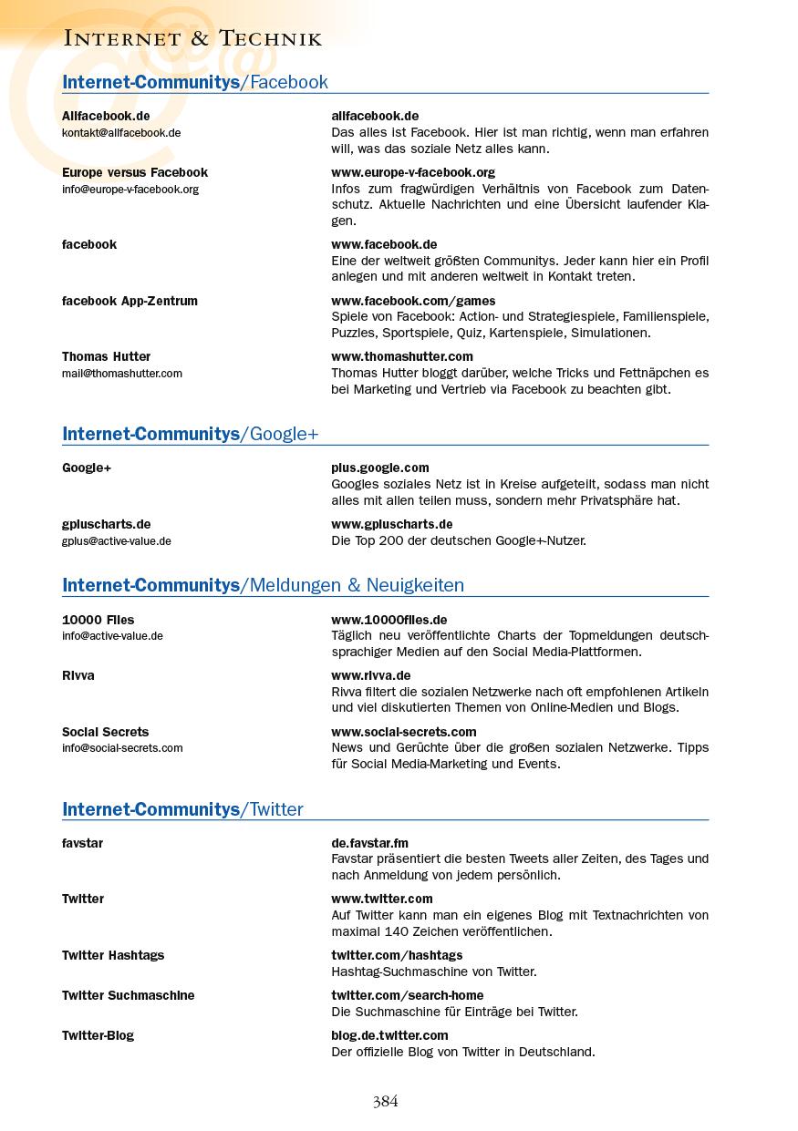 Internet & Technik - Seite 384
