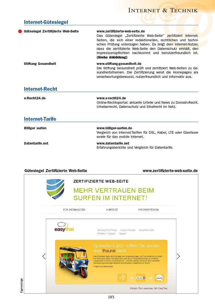 Internet & Technik - Seite 385