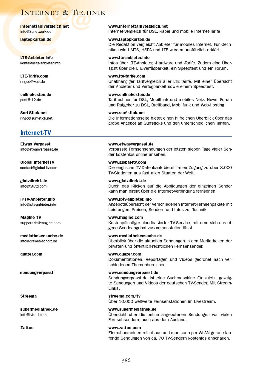 Internet & Technik - Seite 386