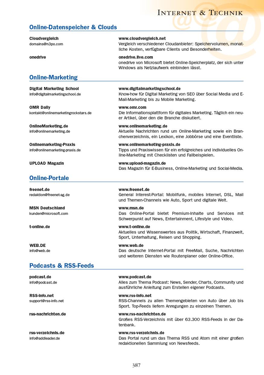Internet & Technik - Seite 387